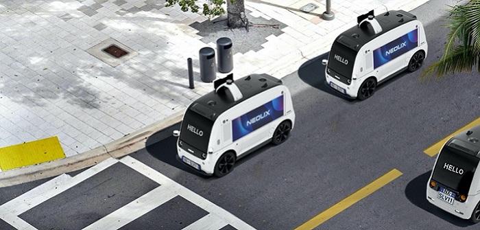 Neolix: Die Zukunft des autonomen Fahrens beginnt jetzt ( Bildnachweis: Neolix )